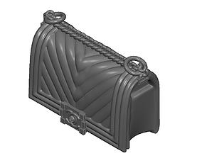 chanel bag type1 3d printing model