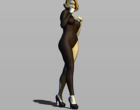 Pretty Woman Part 12 3D print model