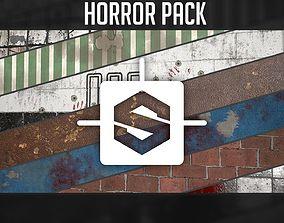 Horror substance pack 3D
