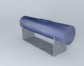 3D glass aquarium verion gellule by TABARY