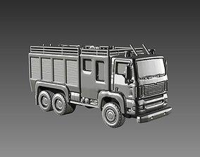 3D print model firetruck
