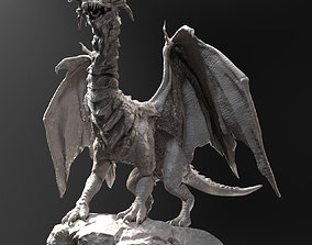 Dragon Zbrush HD 3D