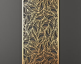 Decorative panel 186 3D