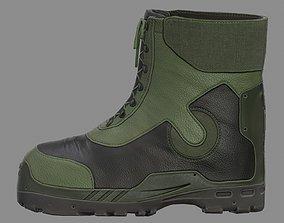 R50 Tactical Boot 3D asset realtime