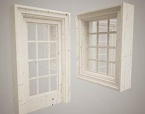 Window and Door 3D model