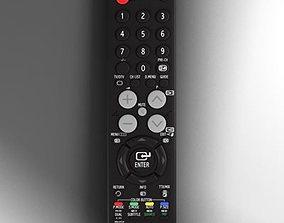 3D model video TFT remote control