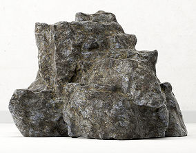 3D Rock river one