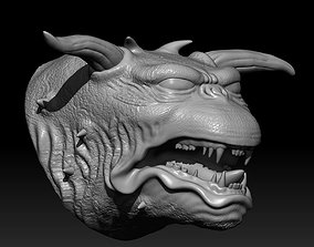 Zuul The Gatekeeper 3D print model