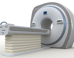 3D MRT Scanner MRI