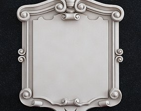 Frame baroque 2 3D print model