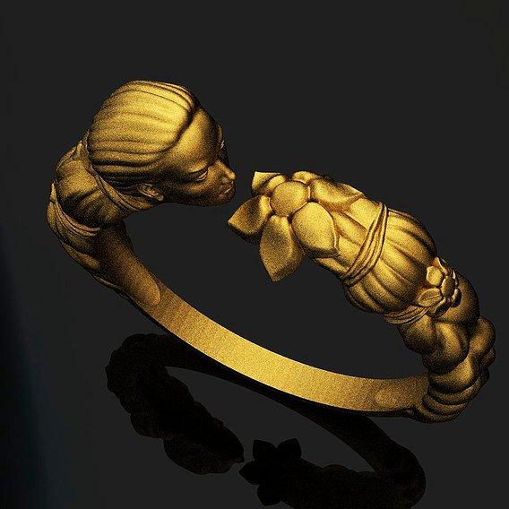 Russian Beauty Ring