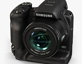 3D asset realtime Samsung WB2200F