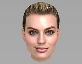 3D model Margot Robbie