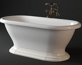 3D VB Bathtub