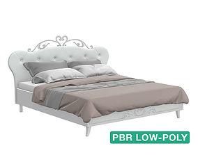 3D model Bed - Tejat -