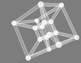 Hypercube 3D printable model