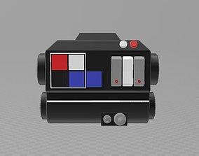 Star Wars SWBF2 Inferno Squad Chest Box 3D print model