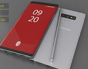 Samsung Galaxy Note 9 New Version 3D