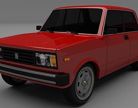 Lada nova 3D model