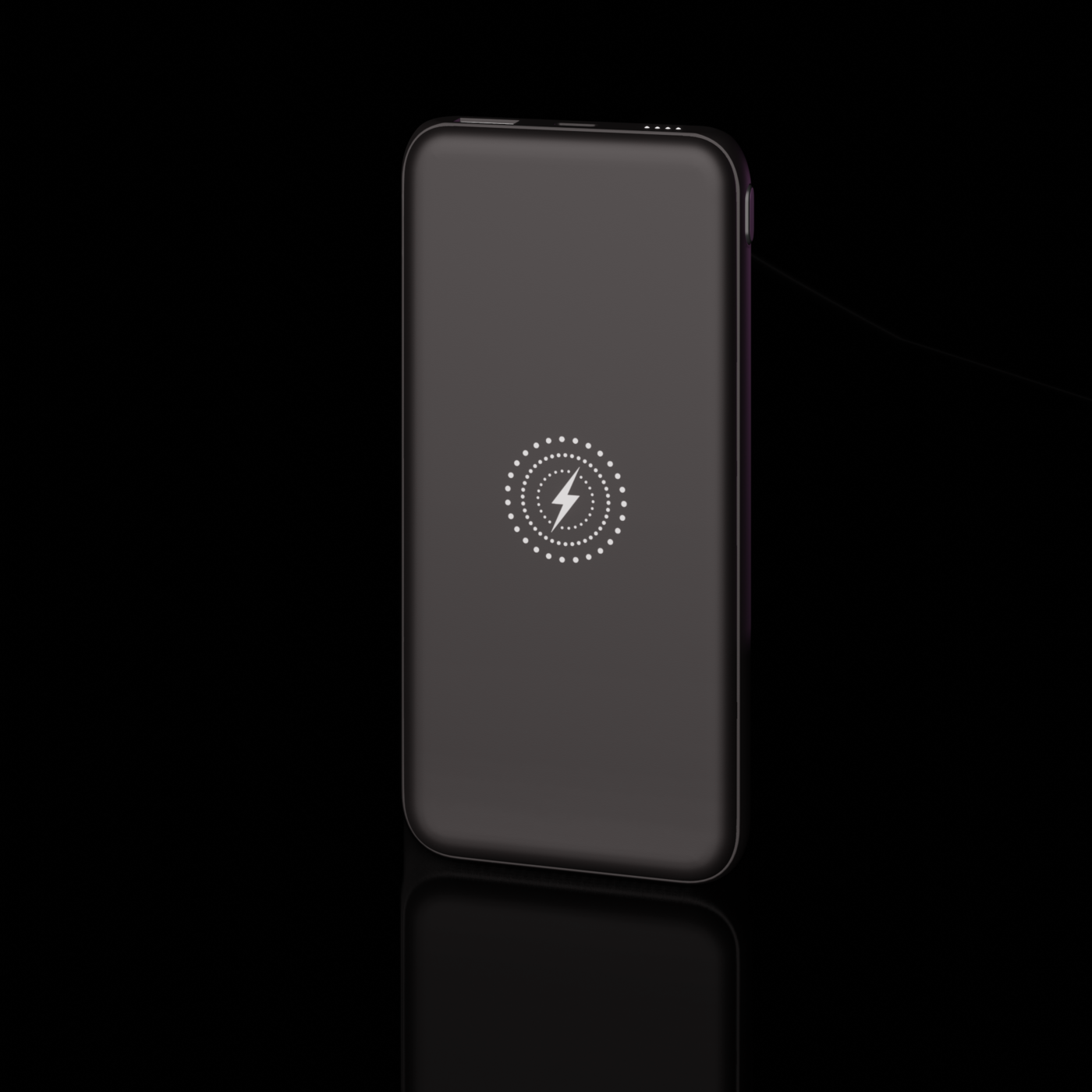 Power Bank Wireless Fast Charger 3D model
