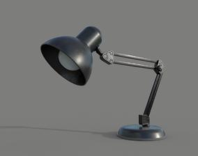 Office TableLamp 3D asset