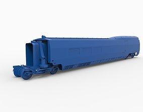 wagon mod1 3D printable model
