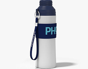 3D PH9 generator bottle