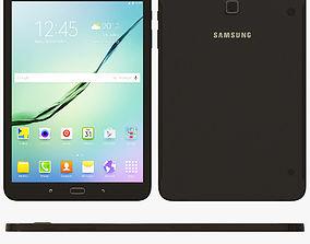 3D Samsung Galaxy Tab S2