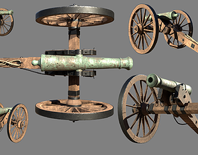 3D model Cannon Multi Pack