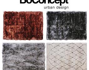 3D Set carpet Boconcept