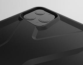 3D print model iPhone 11 Pro Max Case Vector