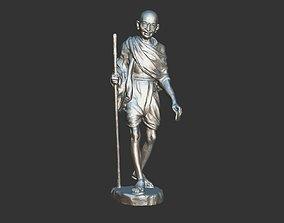 Gandhi by Wagh Sculptors v4 3DP