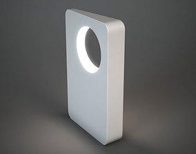 3D model Minimalistic Abstract Lamp