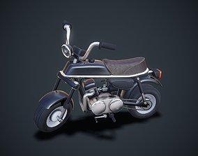 Mini-bike 3D model