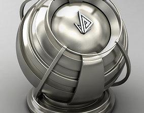 3D VRAY SHADER---METAL---Cobalt