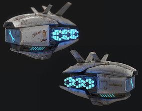 3D asset Repair drone Mk2