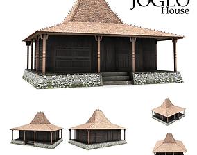 JOGLO House 3D asset