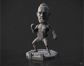 champion MMA 3D print model