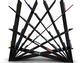 Italcollections CHEFT shelf unit 3d model