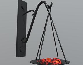 3D asset game-ready Torch