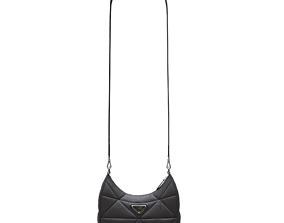Handbag-Prada-Milano 3D asset