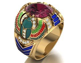 Egypt Ring Fantastic 3D print model