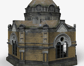 Old Crypt 3D model