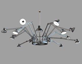 Ingo Moooi Chandelier 3D model