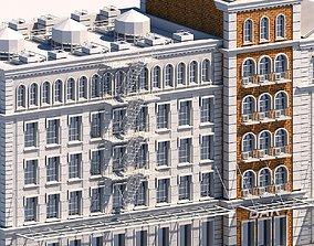 Commercial Building 103 3D model