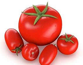 3D model Tomatoes restaurant