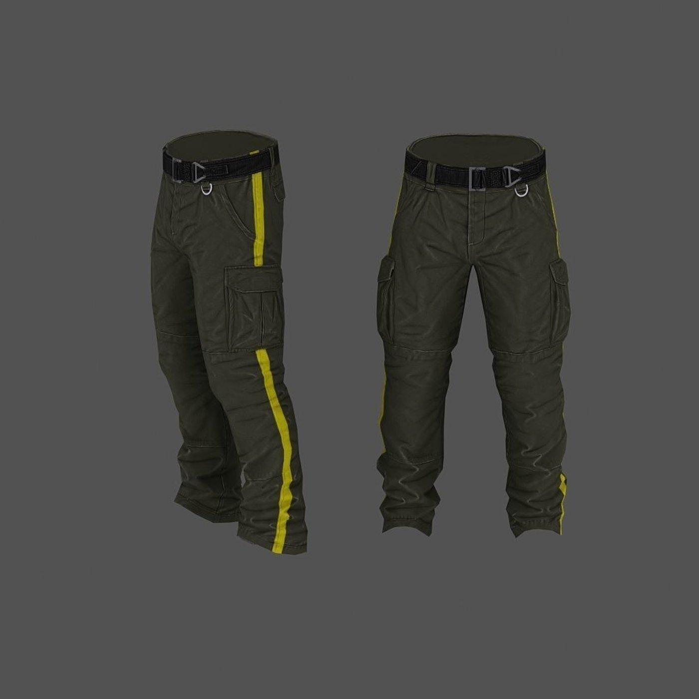 Cargo uniform