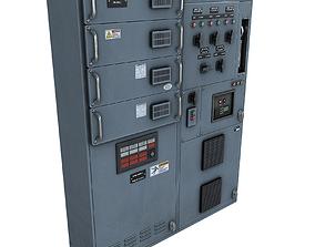 Switchgear 3D model