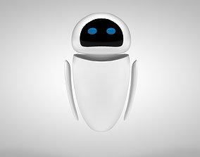 3D fi Eve Robot - Wall-E