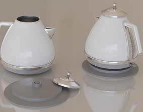 3D asset Contemporary colourful kettle1-white
